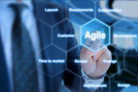 agile service page